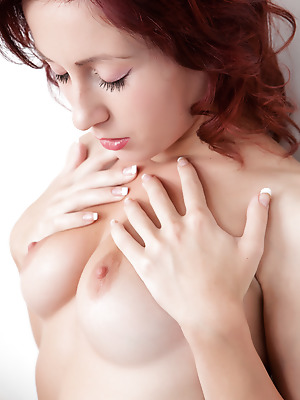 SexArt  Night A  Red Heads, Petite, Erotic, Softcore