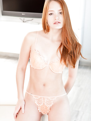 SexArt  Denisa Heaven  Softcore, Red Heads, Erotic