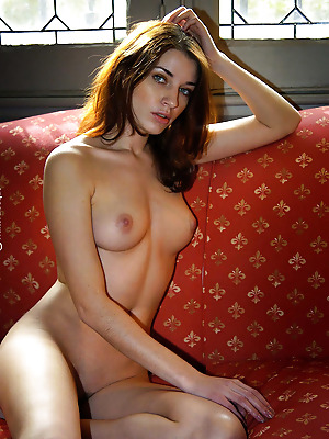 The Life Erotic  Polina  Red Heads, Boobs, Breasts, Tits, Nipples, Erotic, Softcore